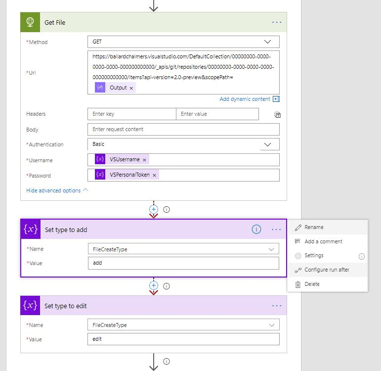 Backing up microsoft flow to visual studio or github blog image 7 backing up your flows to visual studio or github malvernweather Image collections