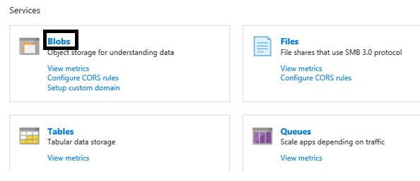 SQL Server Backup to URL | Ballard Chalmers Blog