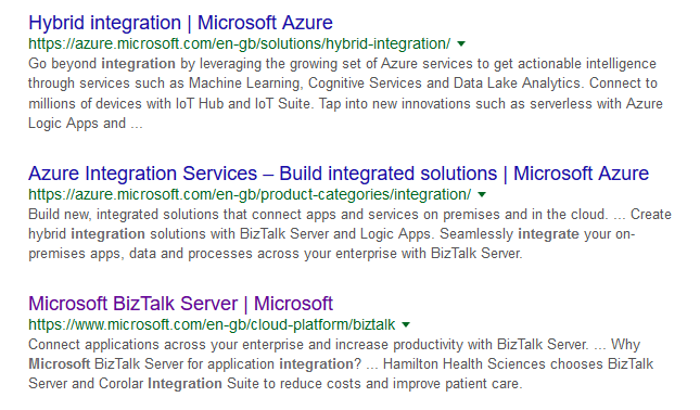 BizTalk Server Is Here to Stay Blog | Google search image
