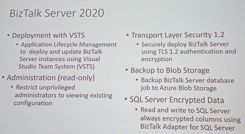 BizTalk Server 2020 - Slide 3