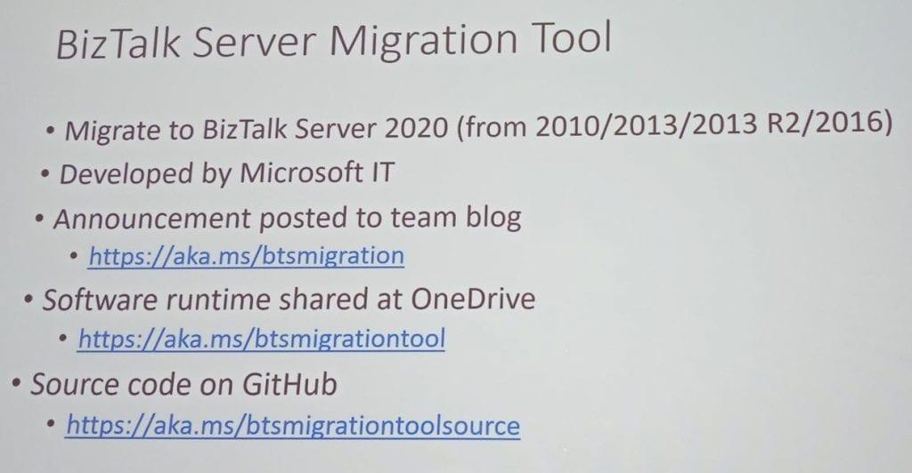 BizTalk Migration Tool
