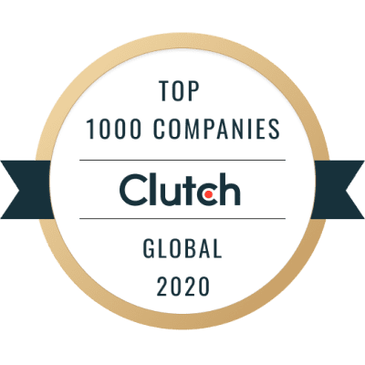 Clutch Global 1000 list