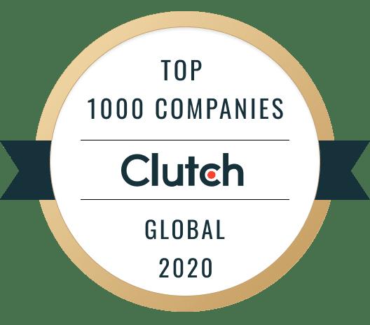 Clutch Global 1000 2020